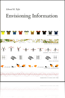 Cover of Envisioning Information by Edward R. Tufte