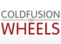 CF on Wheels Logo