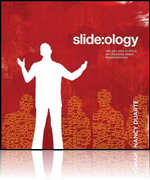 Cover of Slide:ology by Nancy Duarte